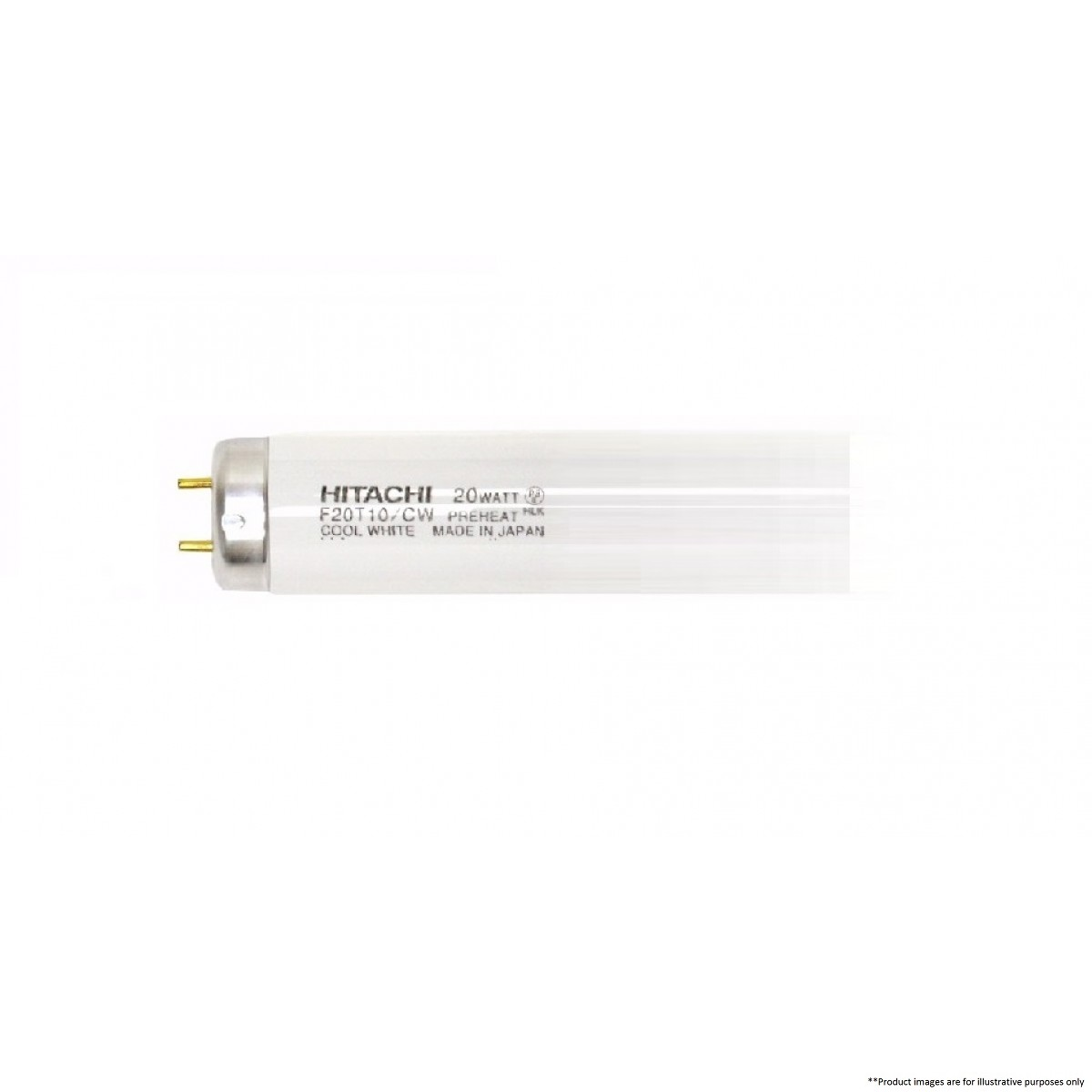 Hitachi F20t8 Fluorescent Lamp Lamps And Bulbs