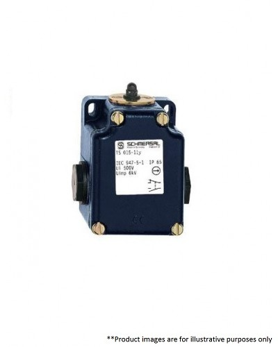 Schmersal Ts 015 11y Plunger Position Switch 101170456