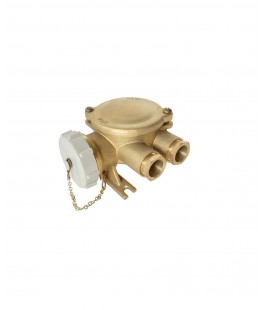 1141/2/R  BRASS HNA SOCKET