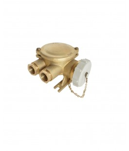 1141/2  BRASS HNA SOCKET