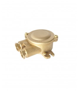 1150 BRASS HNA JUNCTION BOX
