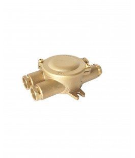 1155 BRASS HNA JUNCTION BOX