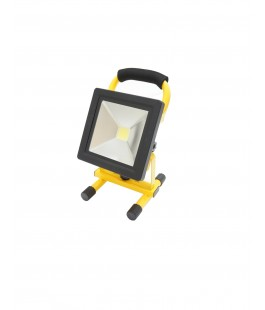 PORTABLE RECHARGEABLE LED FLOODLIGHT