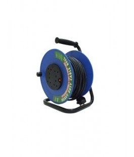 BRITZ HEAVY DUTY CABLE REEL WITH SURGE PROTECTION