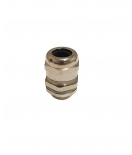 IEMC BRASS NICKEL PLATED CABLE GLAND