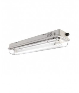 DTS EVSemE HAZARDOUS AREA EMERGENCY 2HR FLUORESCENT LIGHT