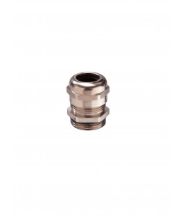 WISKA MSKV BRASS NICKEL PLATED CABLE GLAND